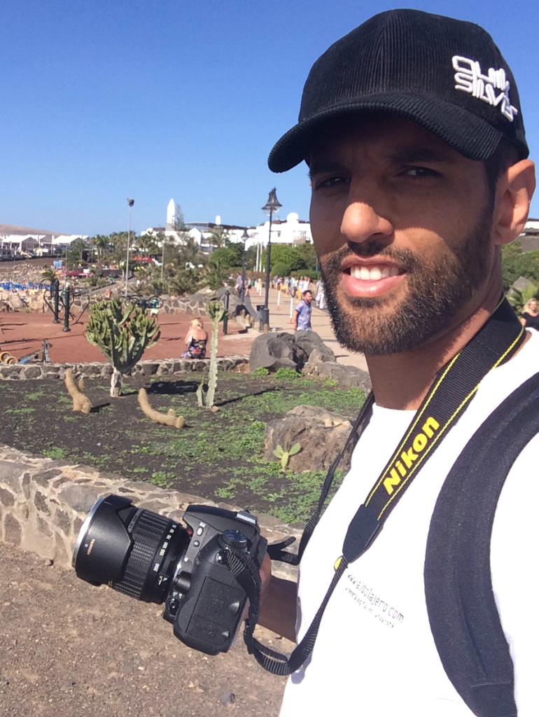 Ayoze Morera director alsolajero.com