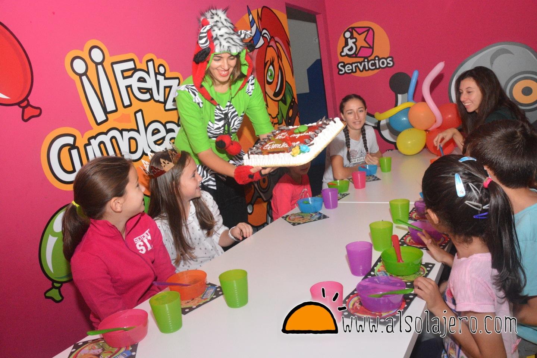 Parque infantil gymkana lanzarote - Actividades cumpleanos adultos ...