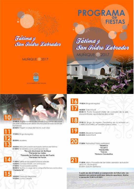 El pueblo de mu ique celebra sus fiestas populares del 10 for Eventos madrid mayo 2017