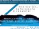 Cartel dia del Autismo Arrecife abril 2017 cartel